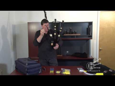 Tips for a Comfortable Bagpipe