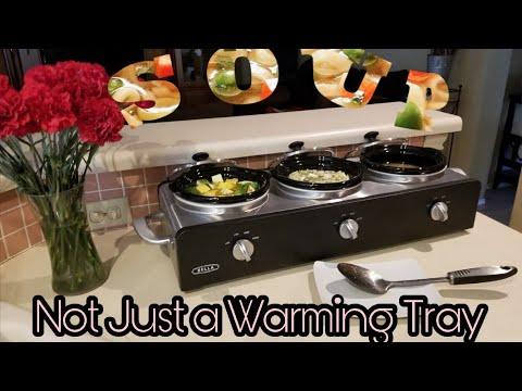 3  Keto Soups   -  3 Crock Pot Warming Buffet  -   KETO Recipes