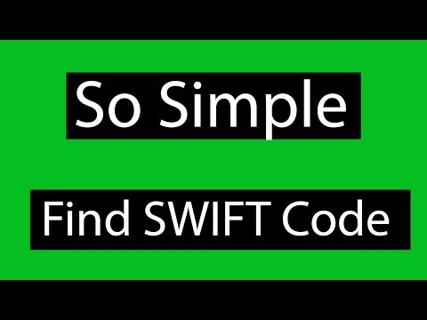 how to find swift code of your bank account | know bank swift code | SO SIMPLE WAYS
