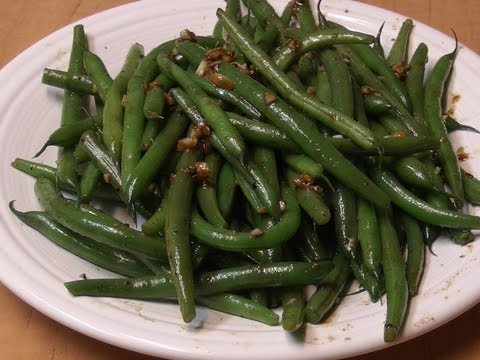Chinese Style Green Beans with Michael's Home Cooking