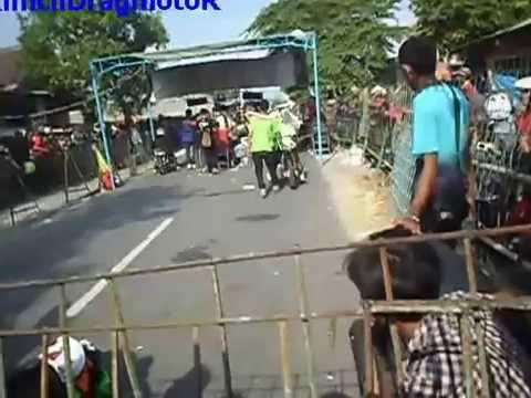 Drag Racing Motorcycle Underbone Kawasaki Ninja