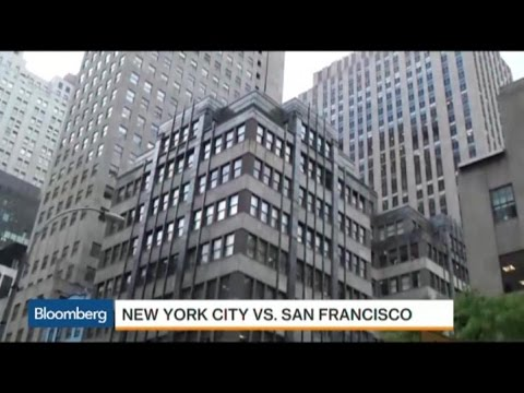 NYC vs. San Francisco: Cost of Housing Rapidly Rising