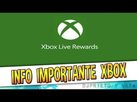 IMPORTANTE XBOX | Microsoft fusionará Xbox Live Rewards con Microsoft Rewards (DESCUBRE CUANDO)