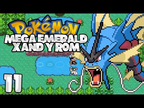 Pokemon Mega Emerald XY Edition - Episode 11 (HM FLY + Fortree City)