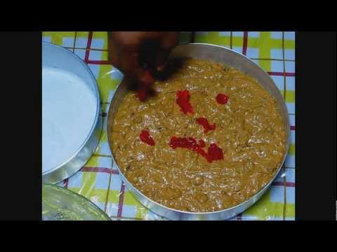 How to bake Jamaican Christmas Cake - a Wedding Cake Recipe.