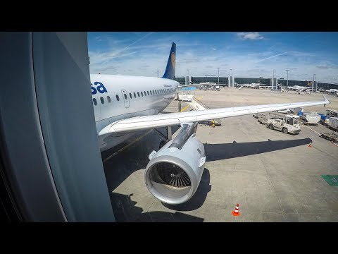 A mess of a Lufthansa A319 economy class review (FRA-ZRH)
