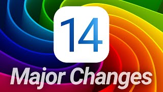 iOS 14 Latest Rumors: Major Changes Coming!