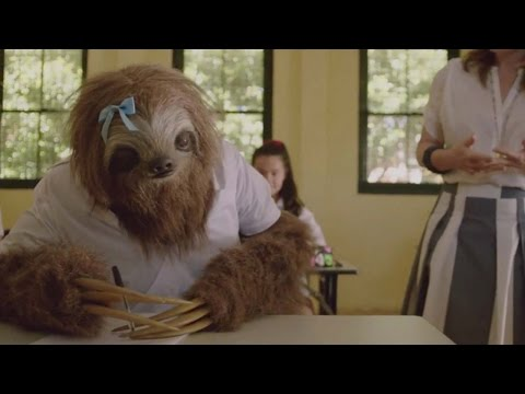Stoner Sloth Anti-Weed Campaign Video