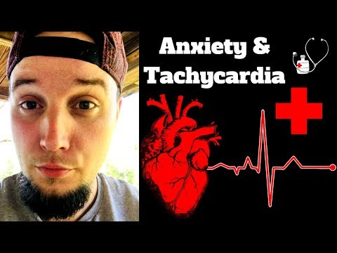Anxiety and Tachycardia Symptoms or Fast Heart Rate (MUST SEE)