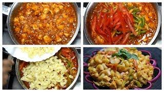 Tomato Sauce Pasta recipe - Red Sauce Pasta Recipe - Kids Lunch Box Recipe