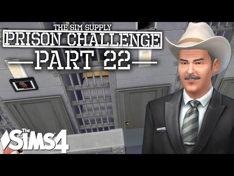 The Sims 4 - Prison Challenge 2 - Part 22