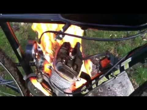 Motorized Bikes Disaster Builds Edition