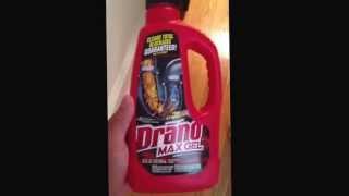 How I Used Drano