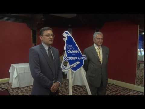 Himalaya Airline Colombo destination Press Meet