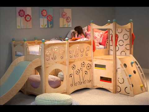 Bunk Bed With Slide | Bunk Bed With Slide and Swing