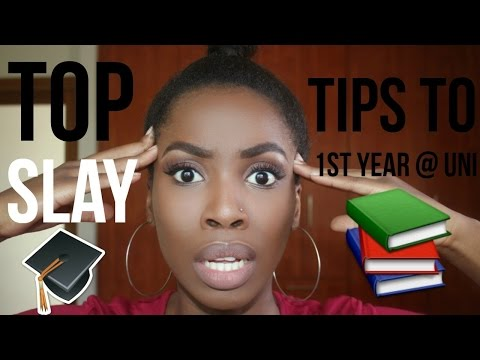 TOP TIPS TO SLAY YOUR FIRST YEAR AT UNI | ZeeXOnline