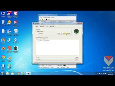 SIM900 GPRS TCP/IP AT Commands