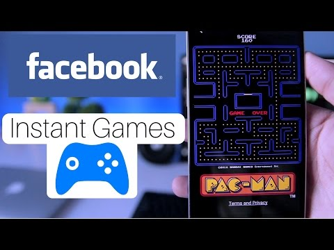 How To Play Facebook Instant Games | Android, iPhone & Web
