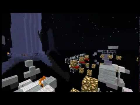 Minecraft Space Battles: Episode I