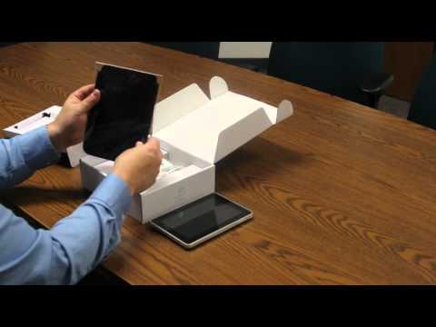 FileMate Identity Tablet Unboxing