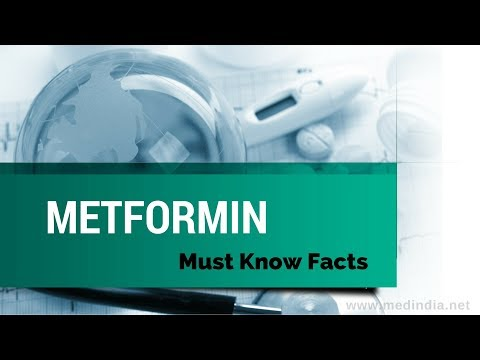 Metformin: Learn More About This Anti-Diabetic Drug
