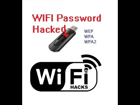 Hack wifi with USB
