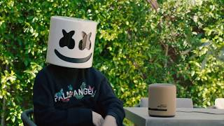 What Goes On In Marshmello's Head?