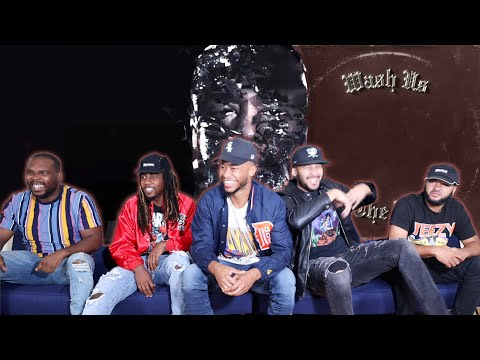 Kanye West - Wash Us In The Blood feat.Travis Scott REACTION!