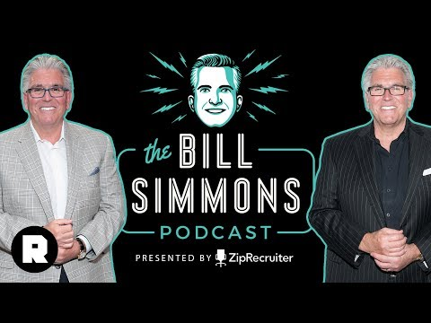 Mike Francesa on the NBA's MVP, Yanks-Sox, and Masters Lessons   The Bill Simmons Podcast (Ep. 351)