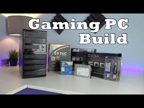 $400 Gaming PC Build - Giveaway Gaming PC Build
