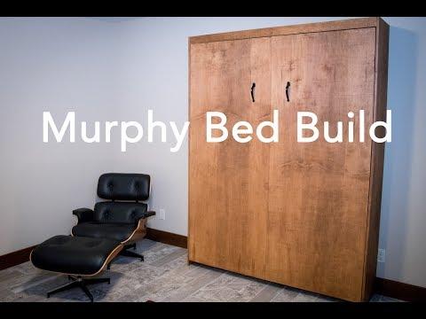 Murphy Bed Build