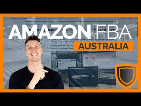 AMAZON FBA AUSTRALIA: The #1 opportunity and the TOP  way to get started!