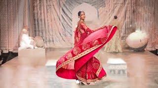 Divya Khosla Kumar By Reynu Taandon | India Couture Week 2016