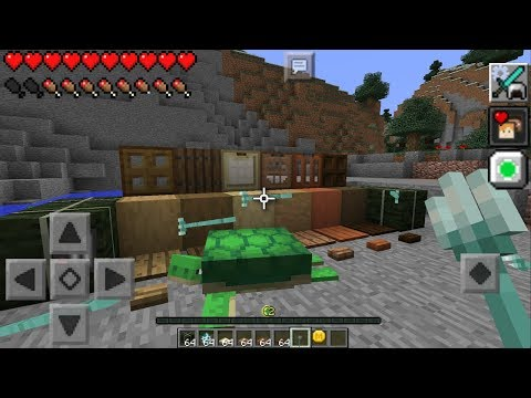 MCPE 1.3 OUT !!?!? - MINECRAFT PE 1.3 GAMEPLAY (LEAKED)  - AQUATIC UPDATE 2018