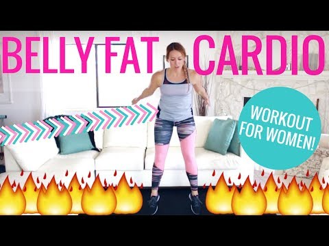 Belly Fat Cardio Workout | Belly Fat Workout for Women