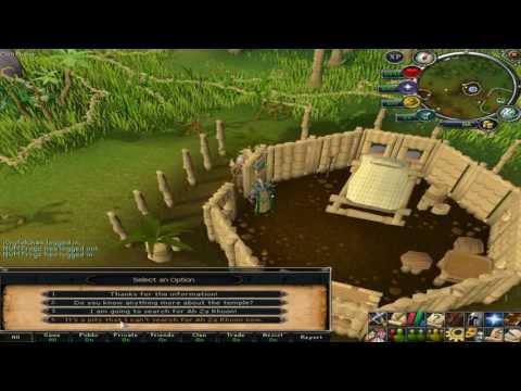 Runescape - Shilo Village Detail Quest Guide/Walkthrough 2013
