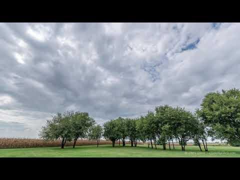 Mesmerizing Clouds Time-lapse - Nikon D750