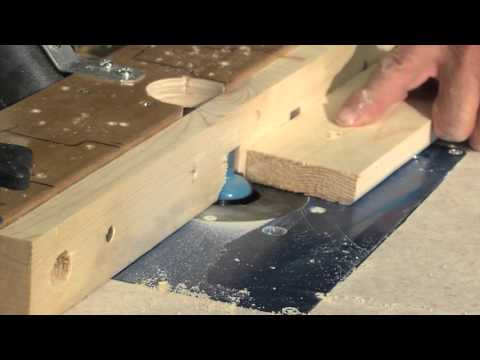 Home Made  Router Table