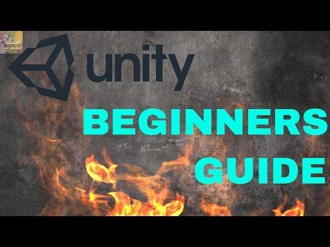 Unity Tutorial:  Starting steps For Beginners
