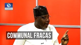 Download Analyst Blames Taraba Clashes On 'Nothing But Politics' Video