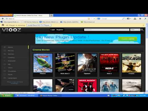 How To Watch Movies Online For Free [No Surveys + No Sign-Up]