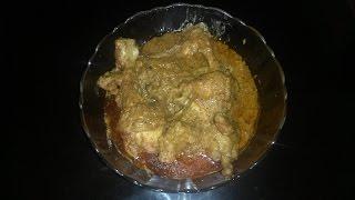 Chicken Korma by hamida dehlvi | Chicken korma recipe