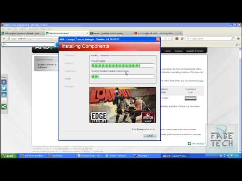 Drivers for graphics card - How to update/install your Graphics Card Drivers Windows 7,XP and Vista