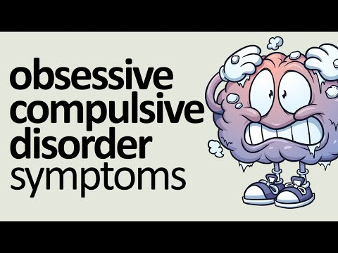 OCD Symptoms: Obsessive Compulsive Disorder Symptoms