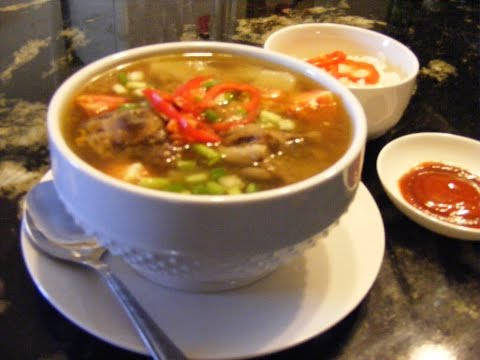 OxTail Soup from Missy's Kitchen (Dapur)