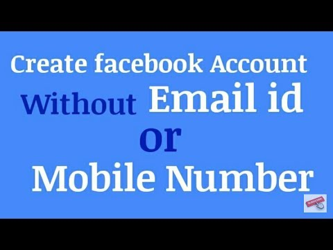 100% verified Facebook Account without mobile number