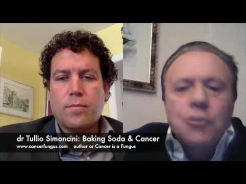 Baking Soda & Cancer. Is Cancer a Fungus w/ dr Tullio Simoncini