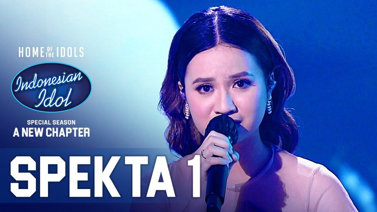 ANGGI - MUNGKIN HARI INI, ESOK ATAU NANTI (Anneth) - SPEKTA SHOW TOP 14 - Indonesian Idol 2021