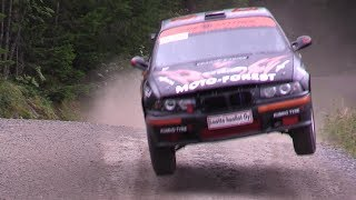 BMW M3 - rally speed (208,8 km/h)