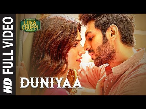 Xxx Mp4 Luka Chuppi Duniyaa Full Video Song Kartik Aaryan Kriti Sanon Akhil Dhvani B 3gp Sex